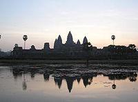 アンコール・ワット(Angkor Wat)の画像